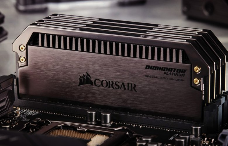 Corsair Dominator Platinum SE