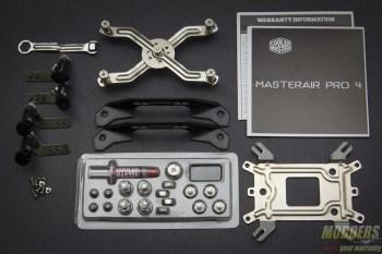 CM MasterAir Pro 4 Accessories