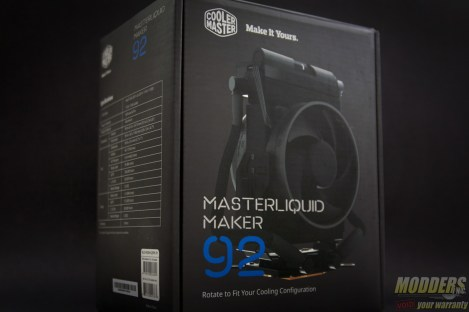 Cooler Master MasterLiquid Maker 92