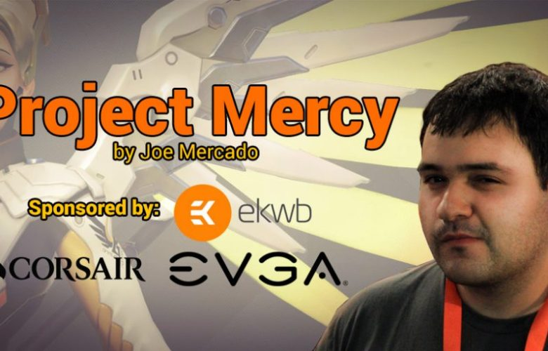 Project Mercy by Joe Mercado