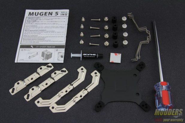 Scythe Mugen 5 CPU Cooler