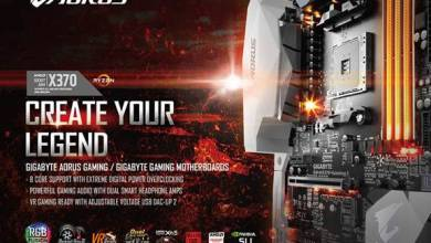 AORUS Motherboards Arise with the New AM4 Ryzen Platform