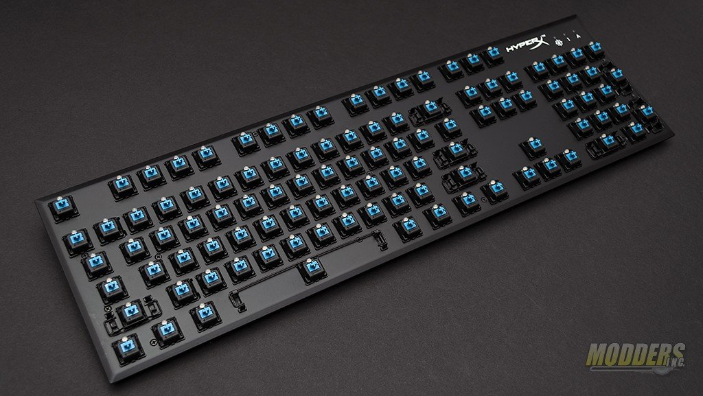hyperx alloy fps mechanical gaming keyboard review page 2 of 3
