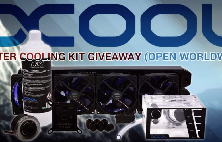 Alphacool Giveaway for February