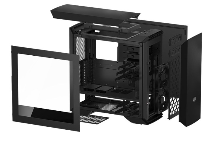 Modularity Meets Simplicity with New Cooler Master MasterCase Pro 6