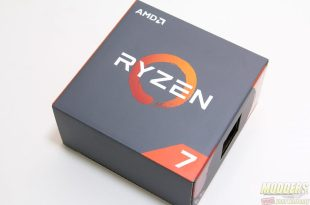 AMD Ryzen 7 1800X CPU
