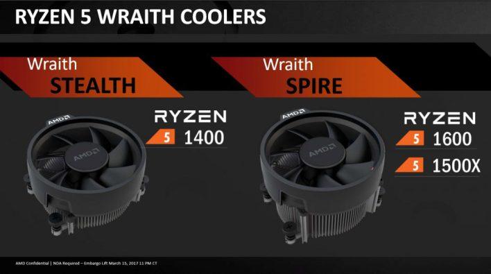 AMD Ryzen 5 CPUs Arriving April 11 Worldwide