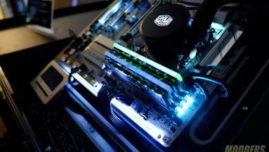 Crucial Previews Ballistix Tactical RGB LED Memory @ Computex 2017
