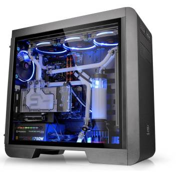 Thermaltake Core V51 Tempered Glass Edition Mid-Tower Chassis