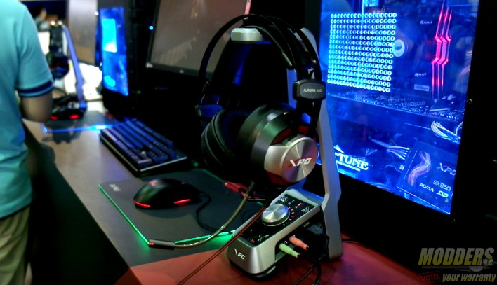 ADATA Gets Serious with Gaming Peripherals @ Computex 2017