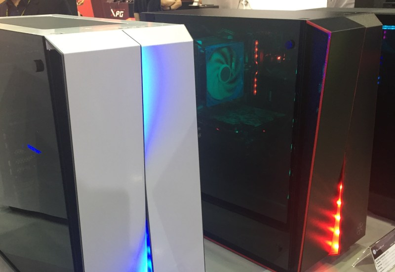 SilverStone Unveils Several Prototype Cases @ Computex 2017