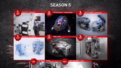 PRO MOD Season 5