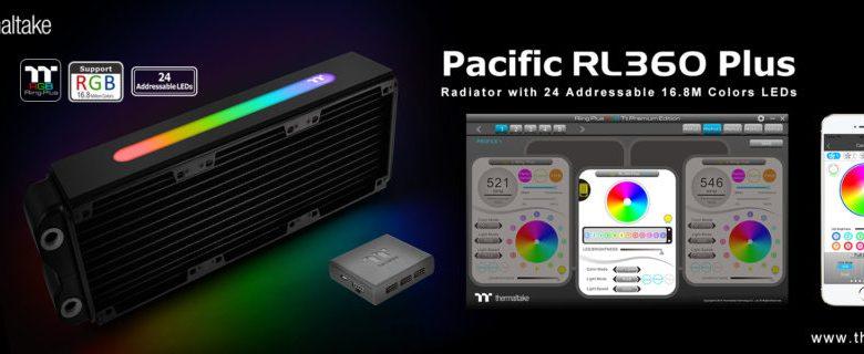Thermaltake Now Has RGB LED Radiators