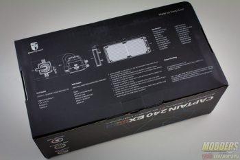 Deepcool Captain 240EX RGB AIO CPU Cooler Review