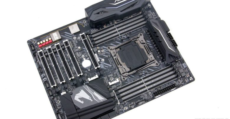 Photo of Gigabyte X299 AORUS Ultra Gaming Motherboard Review