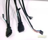24 Front Jacks Cables