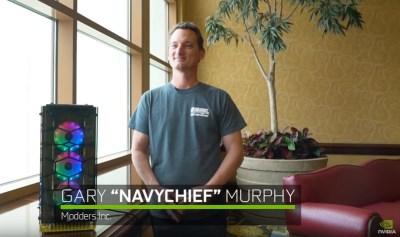 Gary NavyChief Murphy - The Glorious PCMR Crystal 570X