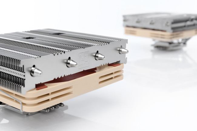Noctua Introduces Low-Profile Coolers for AMD Ryzen