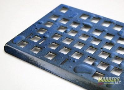 Tesoro water droplet keyboard mod