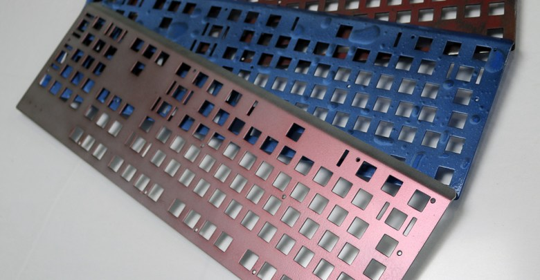 Photo of Modding Three Gram Keyboard Plates for Tesoro to Giveaway
