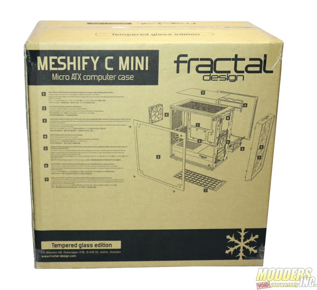 Meshify C Mini