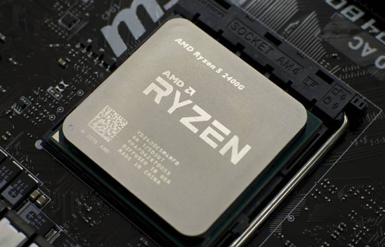 AMD Raven Ridge APU