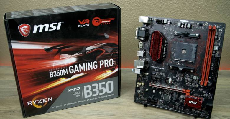 Photo of MSI B350m Gaming Pro AM4 Motherboard Video Review