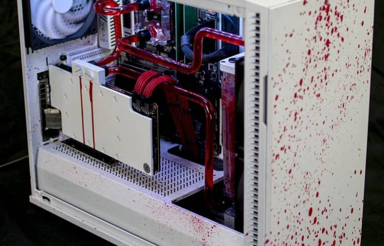 The evil within case mod