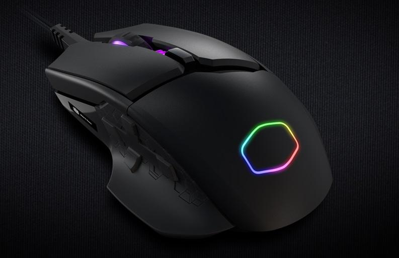 Cooler master mm830 mouse