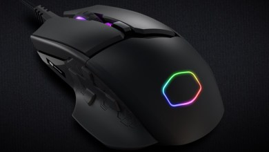 Cooler master mm830 mouse