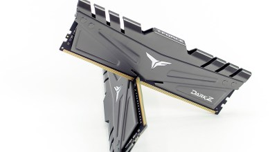Photo of TeamGroup T-FORCE Dark Z DDR4 3600 MHz memory review