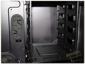 hdd cage top