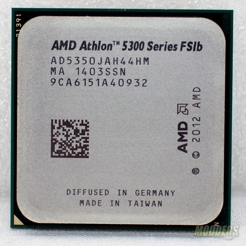 "AMD Athlon 5350 ""Kabini"" AM1 APU"
