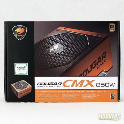 Cougar CMX V3 850 watt power supply