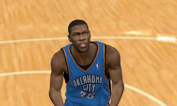 Kevin Durant Update NBA 2K11
