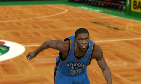 Kevin Durant Fix Update NBA 2K11