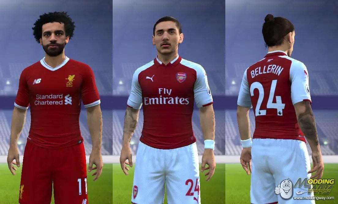 Mohamed Salah Amp Hctor Bellern Updates FIFA 14