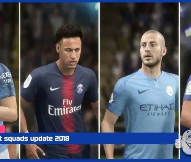 Fifa 17 Newest Squads Update Fifa 17