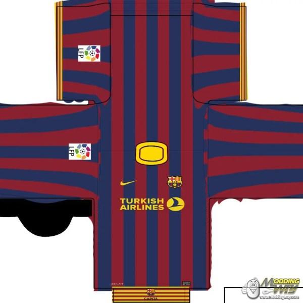 901c2da3872 Fc Barcelona Fantasy Kits - Fifa 14 Moddingway