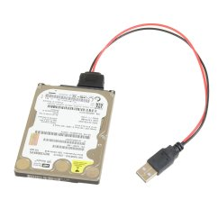 Usb Power Cable Wiring Diagram Indicator Lights To 2 5 Ssd Pin Sata Adapter 20cm By