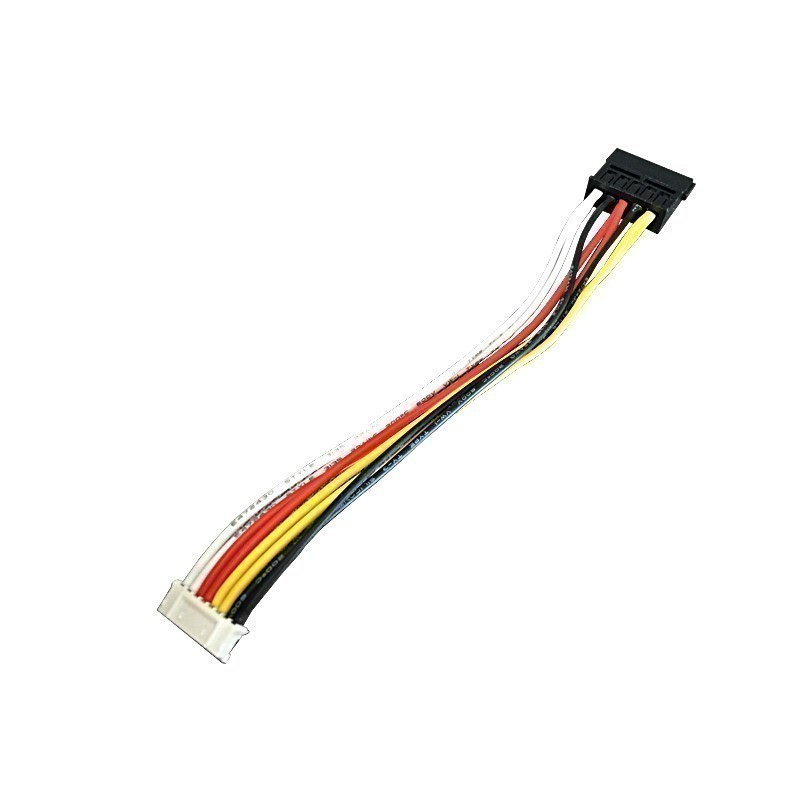 ITX Mini PC Mini PH 2.54mm Pitch 8-Pin to SATA Power Cable