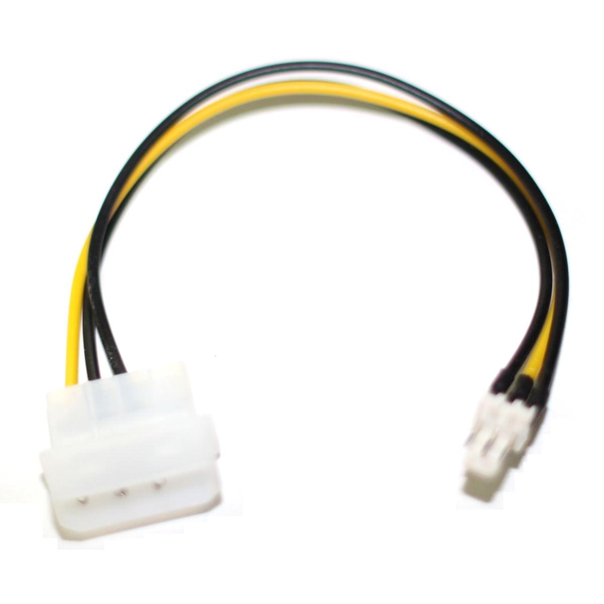 3 pin molex wiring diagram trailer light nz 4 connector male to standard fan