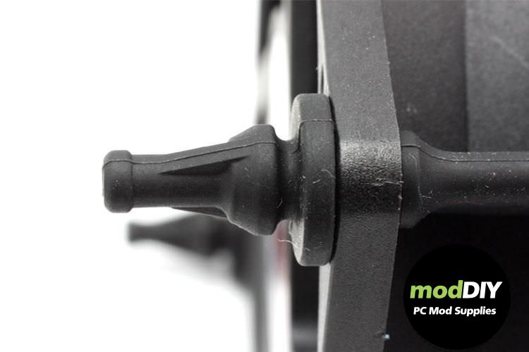 modDIY Rubber Anti Vibration Screw for Open Chassis Fans