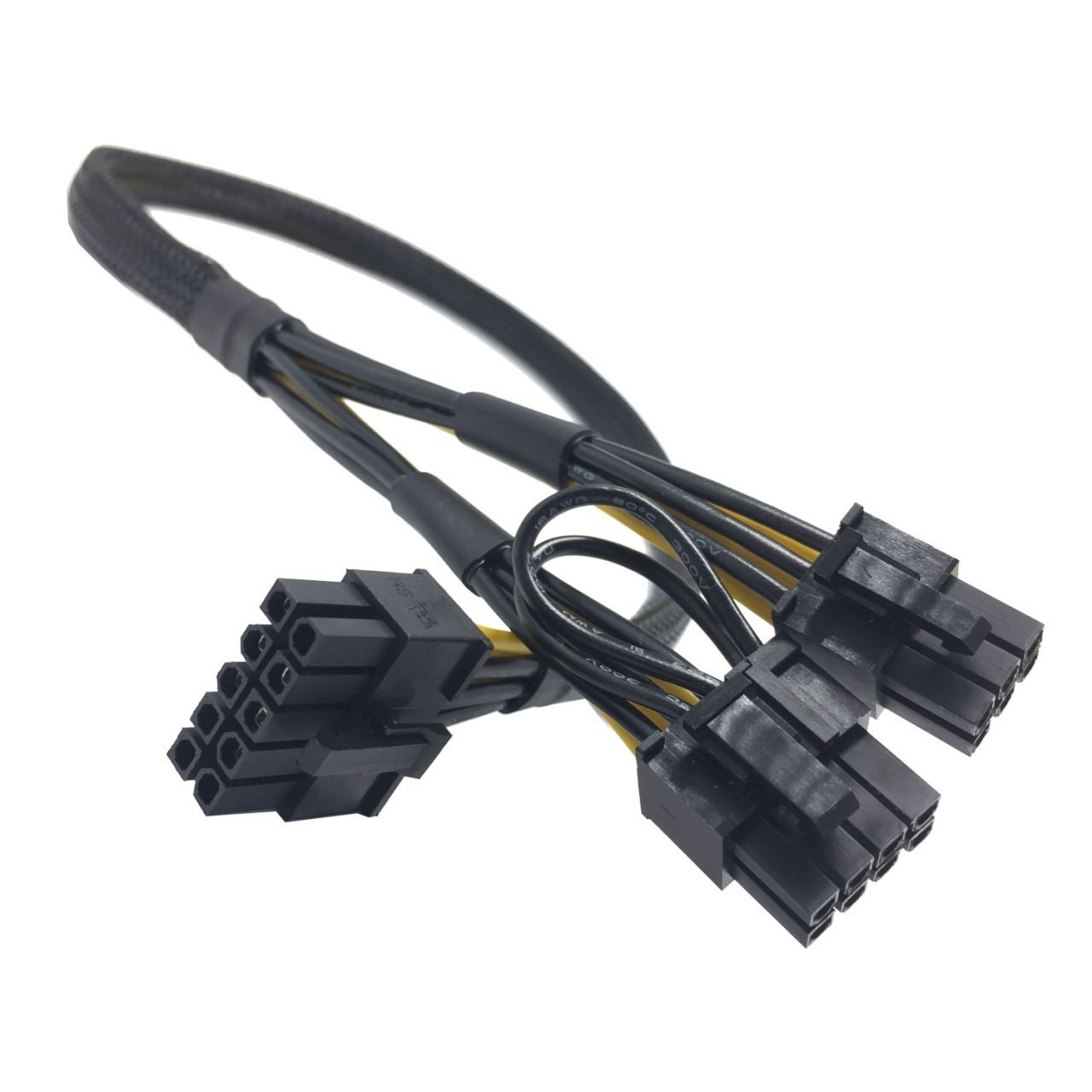 hight resolution of hp server ml350 gen9 10 pin to 8 pin and 6 pin gpu pcie power cable moddiy com