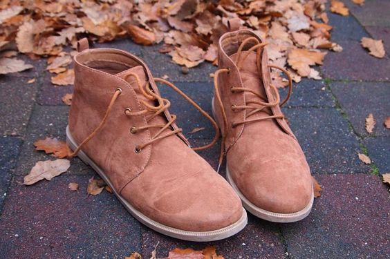 nubuck shoes