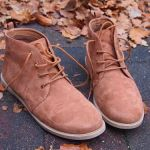 nubuck shoes