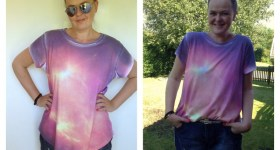 Den der cosmic tee….. (outfit)