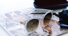 My new Gucci glitter sunglasses