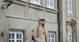 The always classic trench