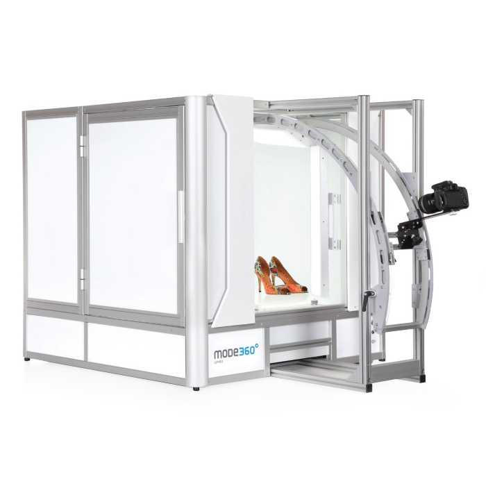 Jumbo - echipament studio fotografie de produs 360 de grade